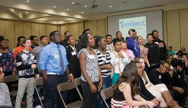 Flint & Genesee Chamber of Commerce TeenQuest Graduation