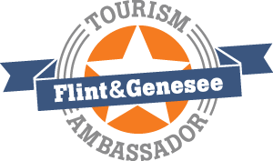 Flint & Genesee Tourism Ambassador Program logo