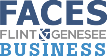 Business Development, Flint, MI, Faces of Flint & Genesee Business logo