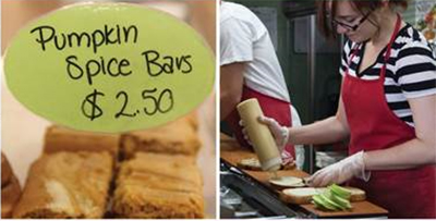 Mini Expo for Food-based Start-up Businesses