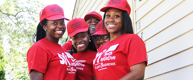 The Summer Youth Initiative (SYI) program helps qualified teens find employment