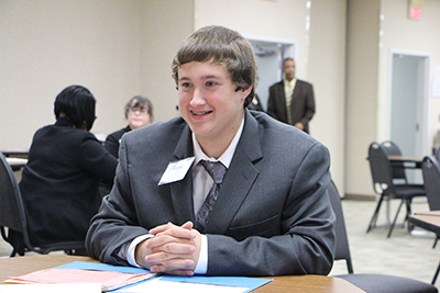 TeenQuest Mock Interviews - Flint & Genesee Chamber of Commerce TeenQuest Pre-Employment Training Program