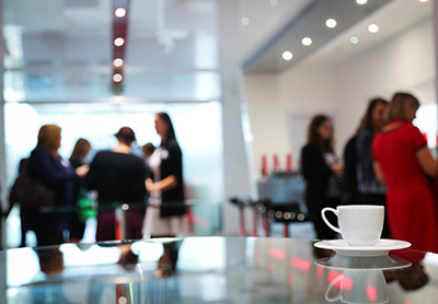 When to Slow Down, Speed Up at Your Next Networking Event
